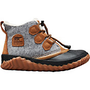 SOREL Kids' Out N About Plus Waterproof Winter Boots