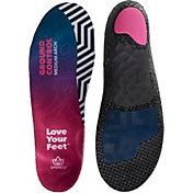 Spenco Ground Control Medium Arch Insoles