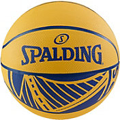 Spalding Golden State Warriors Basketball