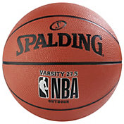 "Spalding NBA Varsity Youth Outdoor Basketball (27.5"")"