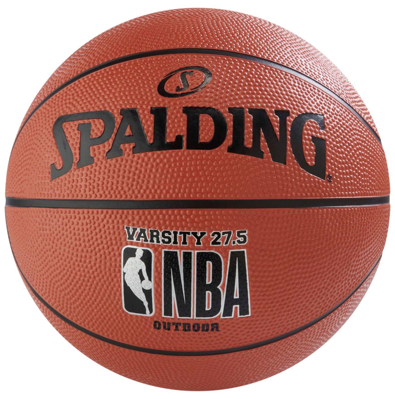 "Spalding NBA Varsity Youth Outdoor Basketball (27.5"")"