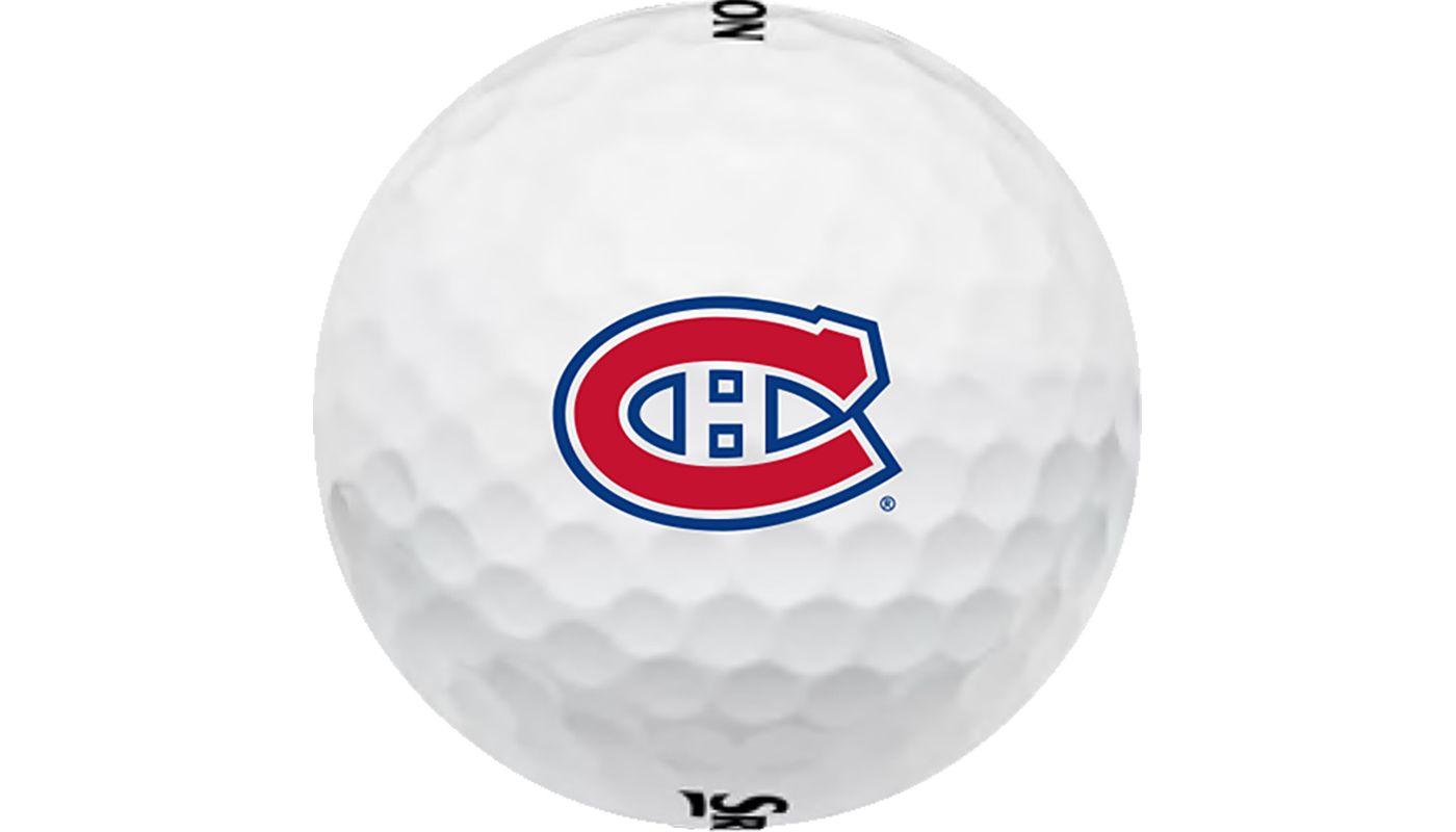Srixon 2019 Q-Star Montreal Canadiens Golf Balls