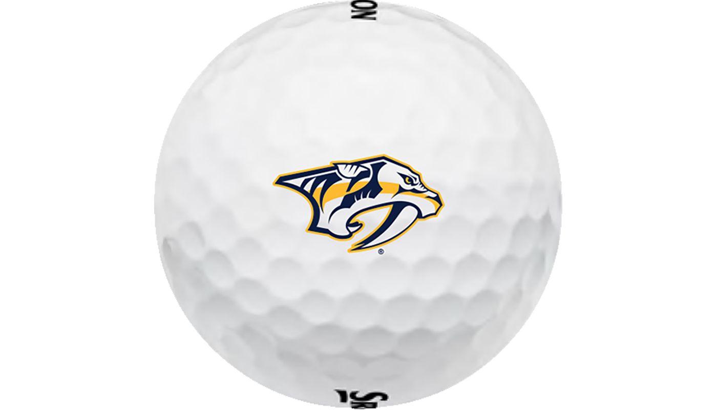 Srixon 2019 Q-Star Nashville Predators Golf Balls