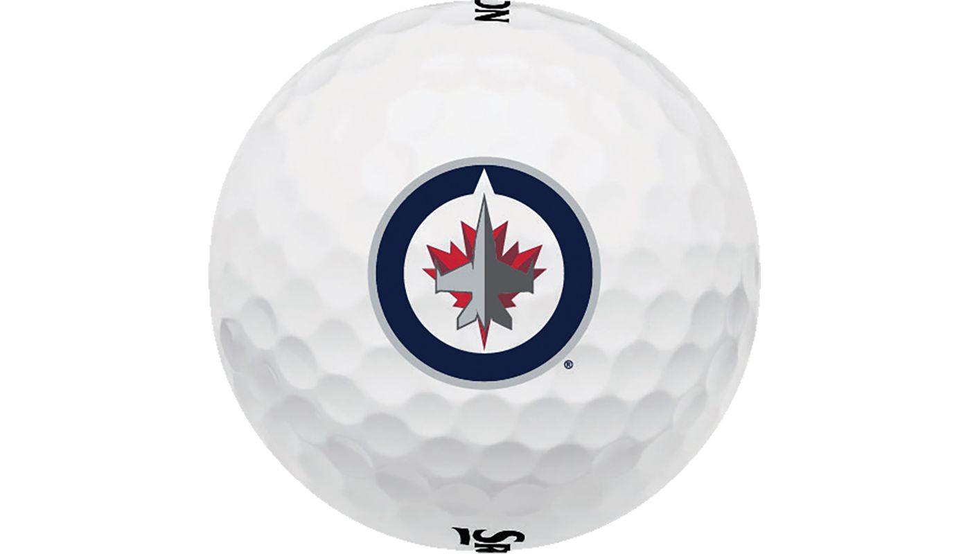 Srixon 2019 Q-Star Winnipeg Jets Golf Balls
