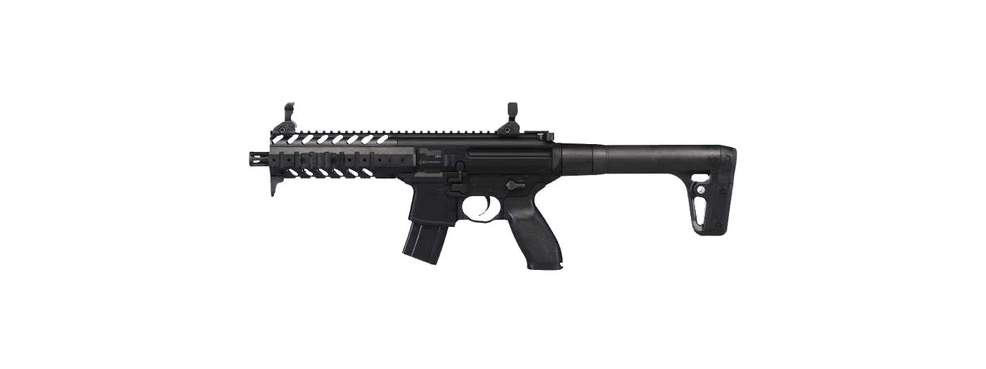 Sig Sauer MPX ASP .177 Cal Air Rifle