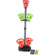 Sport Squad Basket Bash Tower Toss Game
