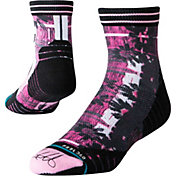 Stance Men's Bubba Watson Daisy Quarter Golf Socks