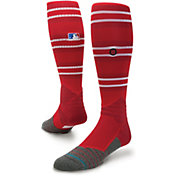 Stance MLB League Red Diamond Pro Crew Socks