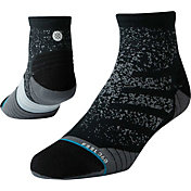 Stance Men's Uncommon Run Quarter Socks
