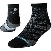 Stance Men's Uncommon Run Quarter Socks