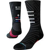 Stance Men's Slanted Crew Socks