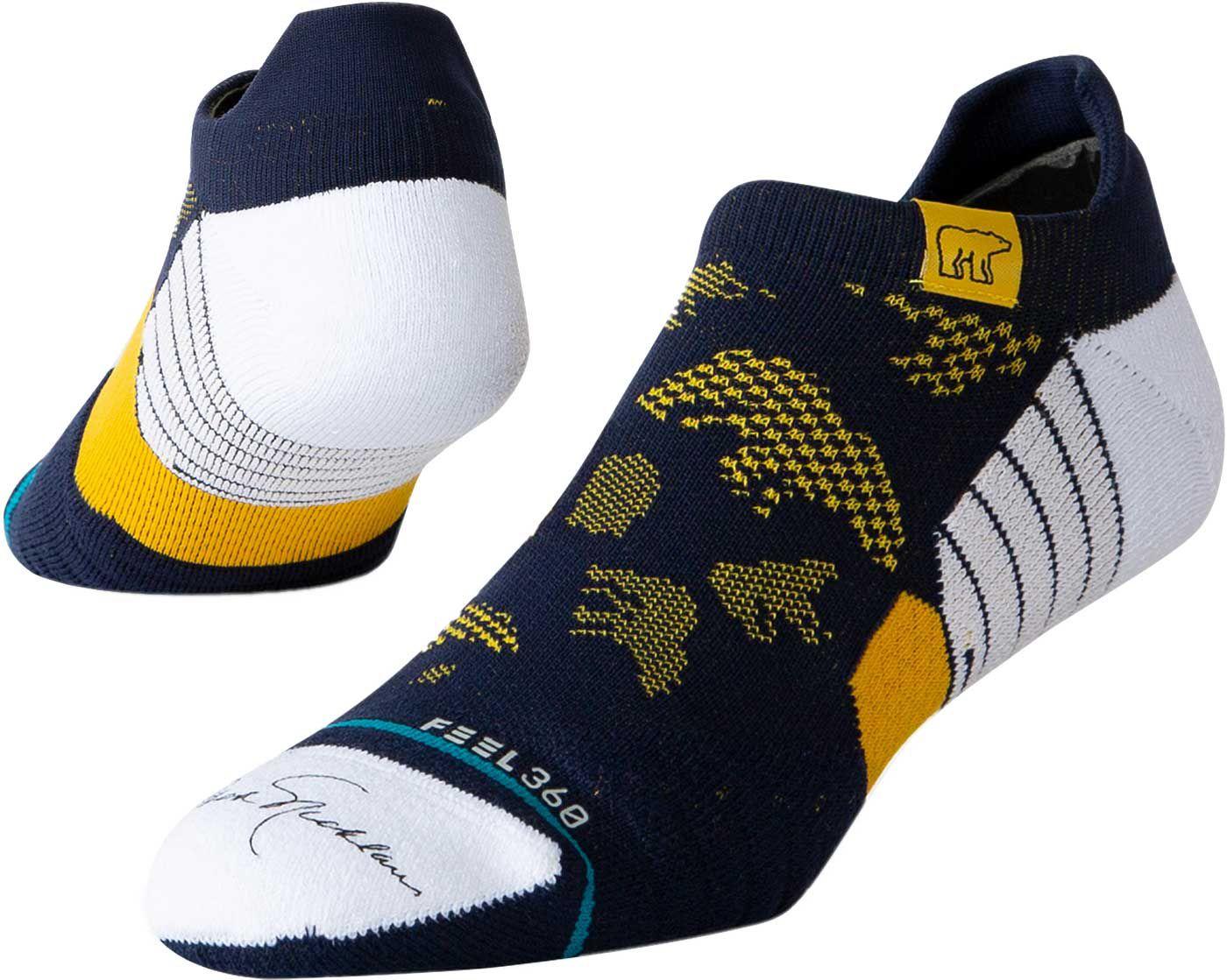 Stance Men's Jack Nicklaus Tab Golf Socks