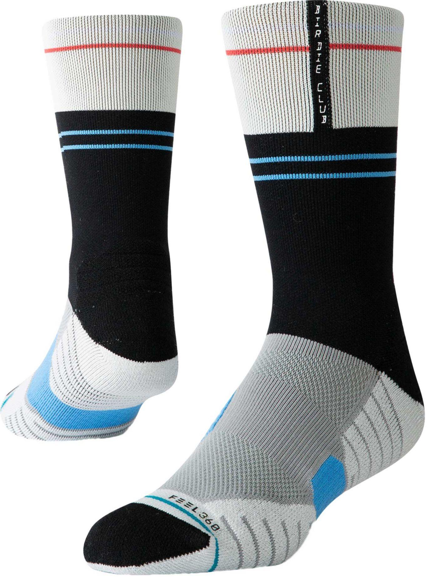 Stance Men's Pin Drop Crew Golf Socks