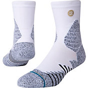 Stance Adult Icon Hoops Quarter Socks