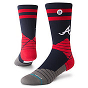 Stance Atlanta Braves Youth Diamond Pro Crew Socks
