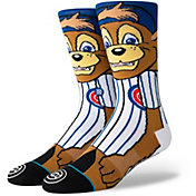 Stance Chicago Cubs Clark the Cub Crew Socks
