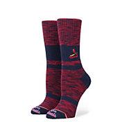 Stance St. Louis Cardinals Women's Crew Socks