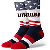 Stance Arizona Diamondbacks Stars & Bars Socks
