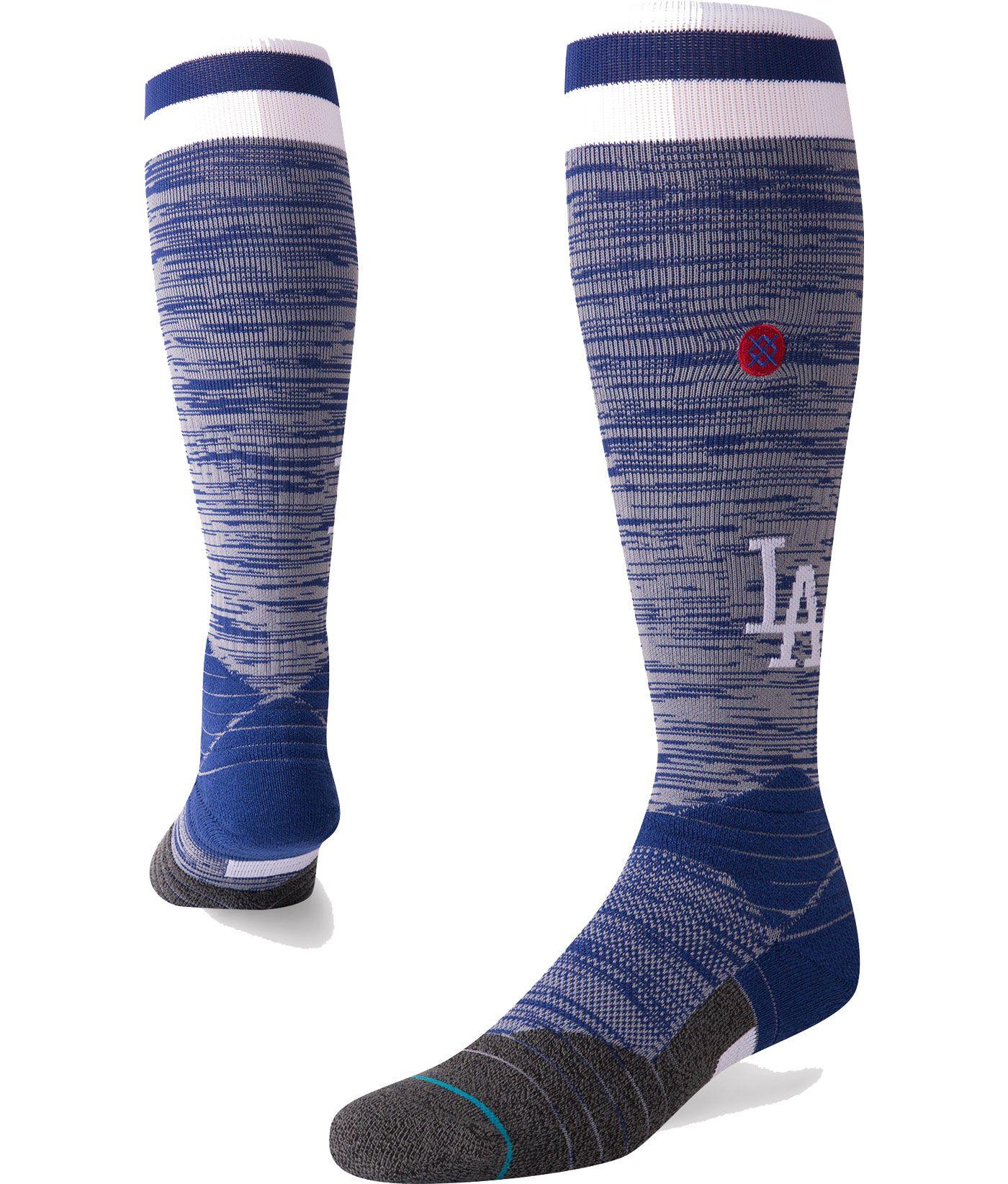Stance Los Angeles Dodgers Blue Diamond Pro On-Field Socks