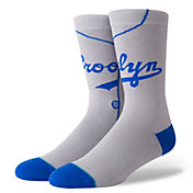 Stance Los Angeles Dodgers Away Jersey Crew Socks