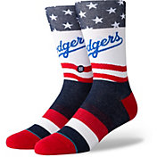 Stance Los Angeles Dodgers Stars & Bars Socks