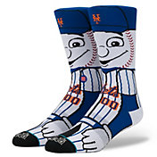 Stance New York Mets Youth Mr. Met Crew Socks