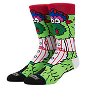 Stance Philadelphia Phillies Youth Phillie Phanatic Crew Socks