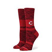 Stance Cincinnati Reds Women's Crew Socks