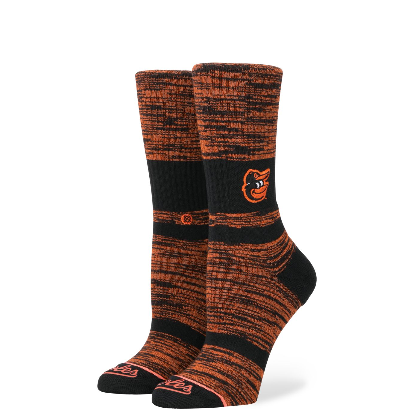 Stance Baltimore Orioles Women's Crew Socks