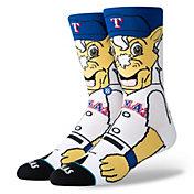 Stance Texas Rangers Youth Rangers Captain Crew Socks