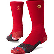 Stance Boston Red Sox Gold Crew Socks