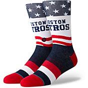 Stance Houston Astros Stars & Bars Socks