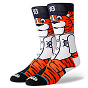 Stance Detroit Tigers Youth Paws Crew Socks