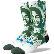 Stance Milwaukee Bucks Giannis Antetokounmpo Splatter Crew Socks