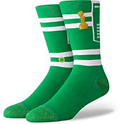 Stance Men's Boston Celtics Banner Socks
