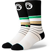 Stance Men's Boston Celtics Baseline Socks