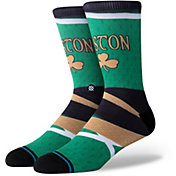 Stance Boston Celtics City Edition Jersey Crew Socks
