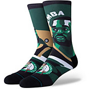 Stance Men's Boston Celtics Antoine Walker Mosaic Crew Socks