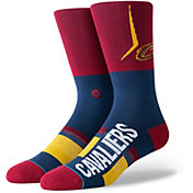 Stance Cleveland Cavaliers Men's Shortcut Crew Socks