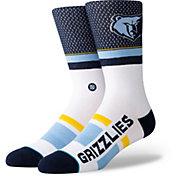 Stance Memphis Grizzlies Men's Shortcut Crew Socks