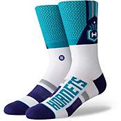 Stance Charlotte Hornets Shortcut Crew Socks