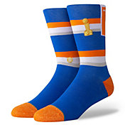 Stance Men's New York Knicks Banner Socks