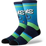 Stance Dallas Mavericks City Edition Jersey Crew Socks