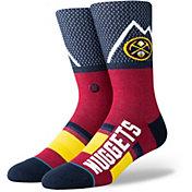 Stance Denver Nuggets Men's Shortcut Crew Socks