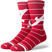 Stance Alabama Crimson Tide Logo Crew Socks