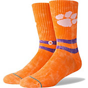 Stance Men's Clemson Tigers Retro Orange Socks