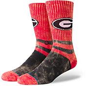 Stance Men's Georgia Bulldogs Retro Socks