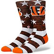 Stance Men's Cincinnati Bengals Banner Socks
