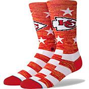 Stance NFL Kansas City Chiefs Banner Socks