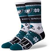 Stance Philadelphia Eagles Sweater Socks